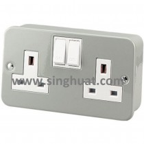 Metal Socket * Images are for illustrative purposes only *