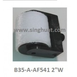 """B35-A-AF541 2""""W ROLLER SEALANT NOZZLE * Images are for illustrative purposes only *"""