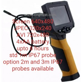 Hand Held Borescope * Images are for illustrative purposes only