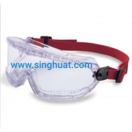 FULLY SEALED AND VENTED SAFETY GOGGLES * Images are for illustrative purposes only *
