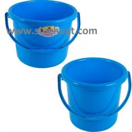 Plastic Pail ( 2 Gallon ) * Images are for illustrative purposes only *