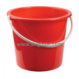 Plastic Pail ( 3 Gallon ) * Images are for illustrative purposes only *