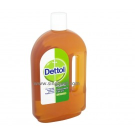 Dettol Antiseptic Germicide * Images are for illustrative purposes only *