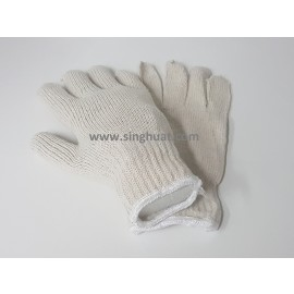 Knitted Cotton Glove * Images are for illustrative purposes only *