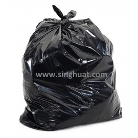 Black Colour Garbage Bag * Images are for illustrative purposes only *