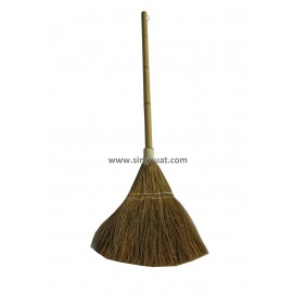 Corn Whisk Broom With Handle * Images are for illustrative purposes only *