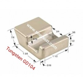 B35-I-GD104 TUNGSTEN BUCKING BAR * Images are for illustrative purposes only*