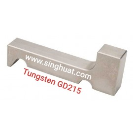 B35-I-GD215 TUNGSTEN BUCKING BAR * Images are for illustrative purposes only*