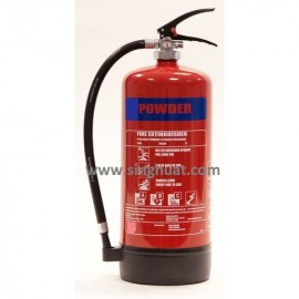 Fire Extinguisher * Images are for illustrative purposes only *