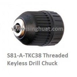 "3/8"" KEYLESS DRILL CHUCK  * Images are for illustrative purposes only *"