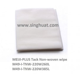 M49-I-TNW-220W385L 220X385 NON-WOVEN PP TACK WIPE * Images are for illustrative purposes only *