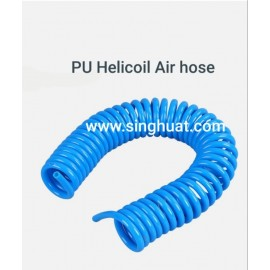 SPIRAL NON-BRAIDED PU HOSE ONLY * Images are for illustrative purposes only*