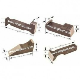 B35-I-AE086 BUCKING BAR SET * Images are for illustrative purposes only*